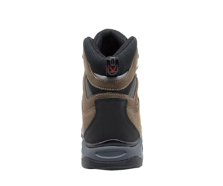 Kefas Discover, Chaussures de Randonnée Montantes pour Femme Marron Marron/Gris 40 EU