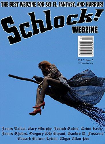 Schlock! Webzine Vol. 7, Issue 5
