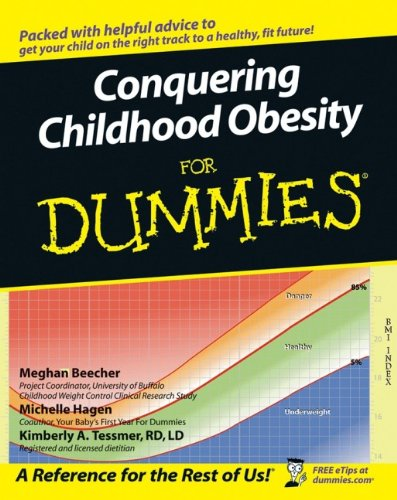 Conquering Childhood Obesity For Dummies ebook