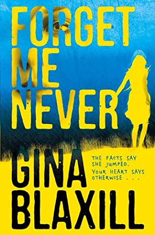 book cover of Forget Me Never