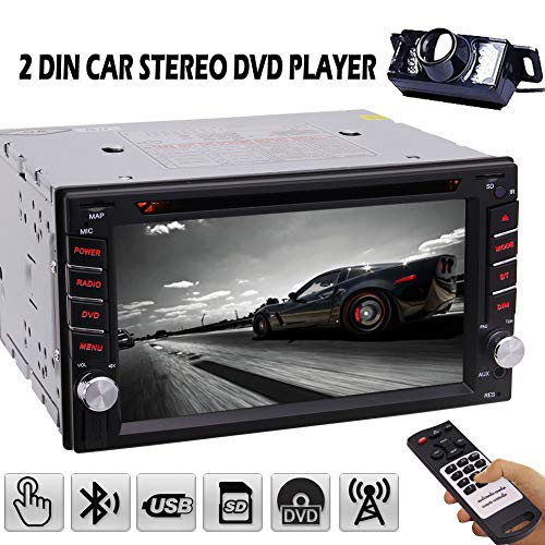 6.2 Inch Capacitive Touchscreen Car Stereo Three Types: Amazon.co.uk: Electronics