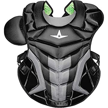 Image of All-Star System 7 AXIS 16.5IN Chest PROT 16F Catcher Chest Protectors