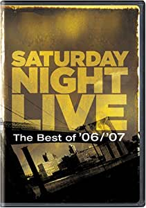 Saturday Night Live the Best of '06/'07 [Import]