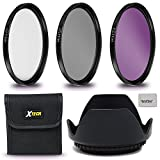 67 mm lens hood and filter - Xtech 67mm Lens Accessories Kit w/ 67mm 3 Piece Filter Kit (UV FLD CPL) + 67mm Lens Hood for Cameras and Lenses with a 67mm Lens Thread