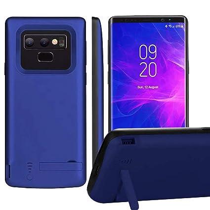 Amazon.com: Funda para batería Galaxy Note 9, 5500 mAh ...