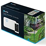 Rachio WiFi Smart Lawn Sprinkler Controller, 8-Zone 2nd Generation, Alexa and Apple HomeKit Compatible with Rain, Freeze and Wind Skip