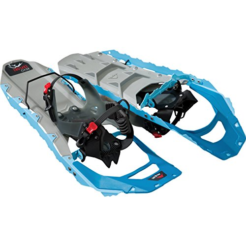 MSR Revo Explore Womens All-Terrain Snowshoes, 22-Inch Pair, Aquamarine