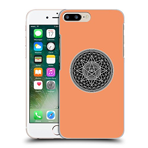 GoGoMobile Coque de Protection TPU Silicone Case pour // Q08280607 Mystique occulte 7 Mandarine // Apple iPhone 7 PLUS