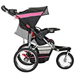Baby Trend Pathway 35 Jogger Stroller, Optic Pink