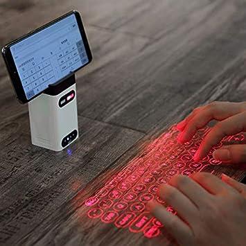 Saicowordist Proyector de teclado láser – Teclado virtual de ...