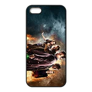 Doctor Who iPhone 4 4s Cell Phone Case Black Asolr