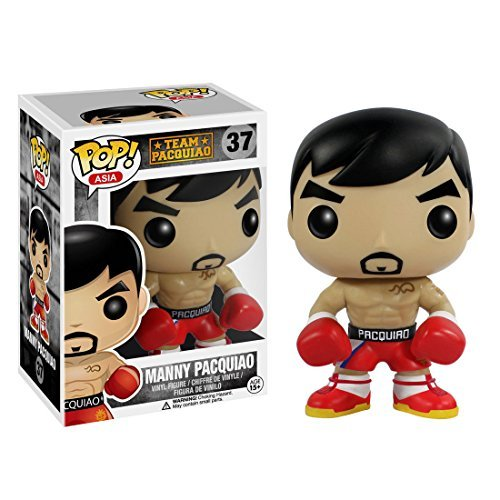 Funko POP Asia Pacman Manny Pacquiao Boxing from Funko