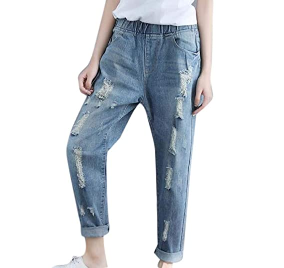 Perméable Graisser Grande Taille Pantalon Femme Le Worclub À L'air vm80nNwO