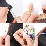 tiopeia Sewing Needles Kit, 30 Pieces Large Eye