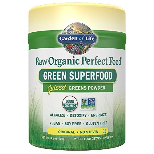 Garden of life green powder reviews