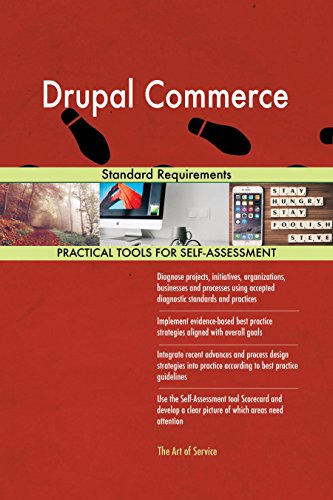Drupal Commerce Standard Requirements (English Edition)