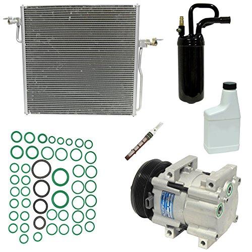 - UAC KT 1454B a/C Compressor and Component Kit