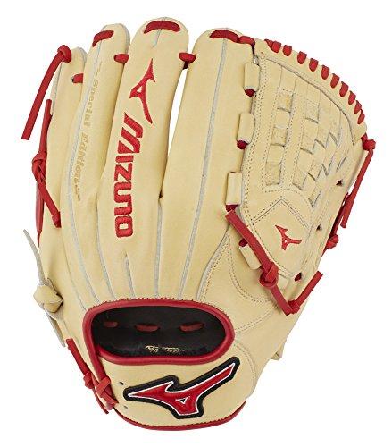 Mizuno GMVP1200PSE7 MVP Prime SE Pitcher Baseball Gloves, 12