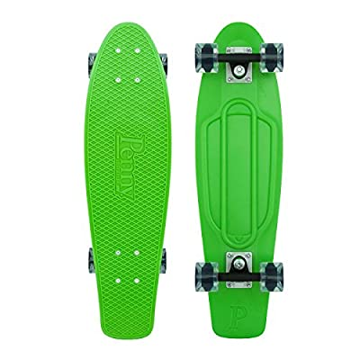 "Penny Nickel Classic Skateboard - Classic Green 27"" from Penny Skateboards"