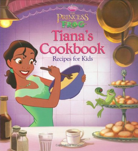 Tiana's Famous Beignets Recipe from Disney's The Princess and the Frog: Tiana's Cookbook: Recipes for Kids