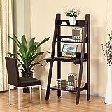 Furniture of America Maxwell 2-in-1 Bookcase / Writing Desk