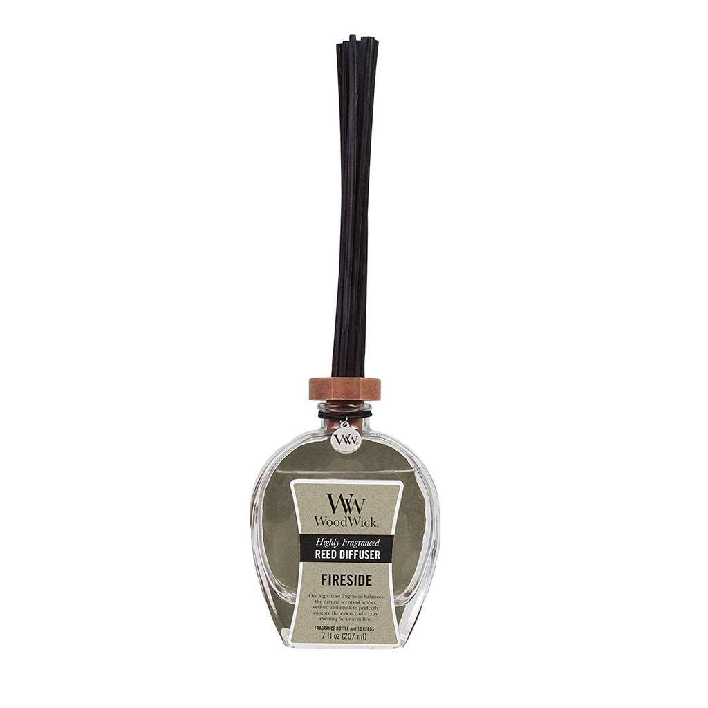 Woodwick Candle Reed Diffuser 7 Oz. - Fireside by Woodwick Candle (Image #1)