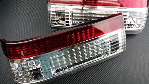 Ae86 Body Kit (P2M TOYOTA AE86 GTS COROLLA HATCHBACK 2PCS CRYSTAL REAR TAIL LIGHT KIT LED P2-TYAE86RTL02C-JY)