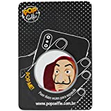 Popsocket Original la Casa de Papel Ps221, Pop Selfie, 155914, Branco