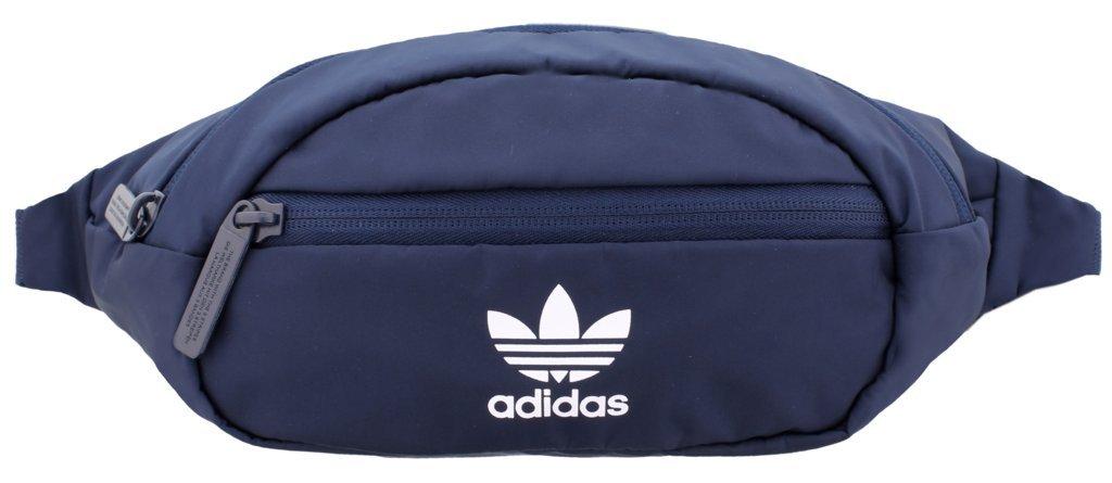 adidas Originals Unisex National Waist Pack, Col. Navy/White, ONE SIZE by adidas Originals