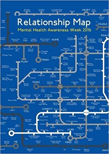 Relationship Map Mental Health Awareness Week 2016 Kevin Acott Alban Low 9781910578346 Amazon Books