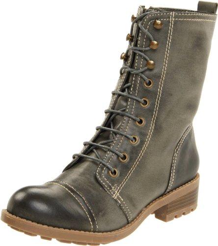 Kensie Girl Women's Roper Boot - stylishcombatboots.com