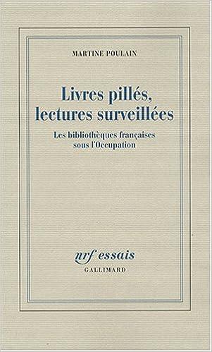 Livres Pilles Lectures Surveillees Les Bibliotheques
