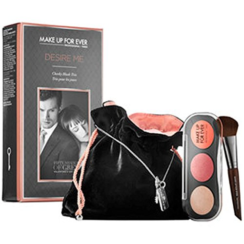 [MAKE UP FOR EVER Desire Me Cheek Set: Inspired by the movie Fifty Shades of Grey] (50s Make Up)