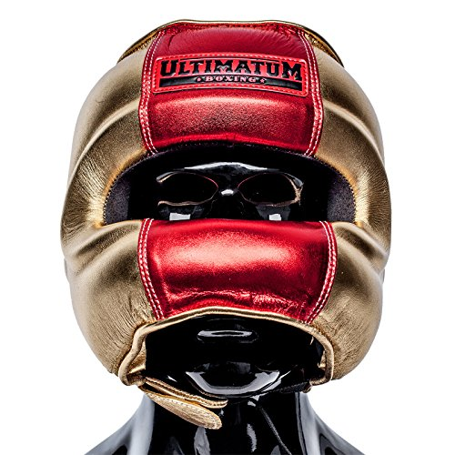 Ultimatum Boxing Gen3FaceBar IronMan Professional Facebar Headgear
