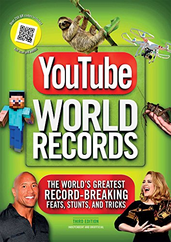 Price comparison product image YouTube World Records: The World's Greatest Record-Breaking Feats,  Stunts,  and Tricks