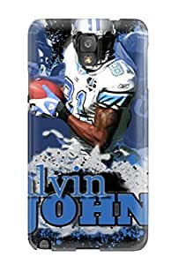 GxYcbnp1378MCHLp Tpu Phone Case With Fashionable Look For Galaxy Note 3 - Calvin Johnson