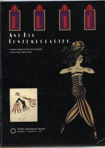 Erte and His Contemporaries: Costume Designs for