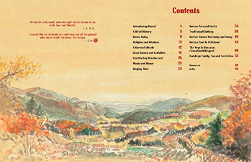 All About Korea: Stories, Songs, Crafts and Games for Kids by Tuttle Publishing (Image #3)