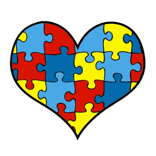 Support Autism Awareness Temporary Tattoos product image