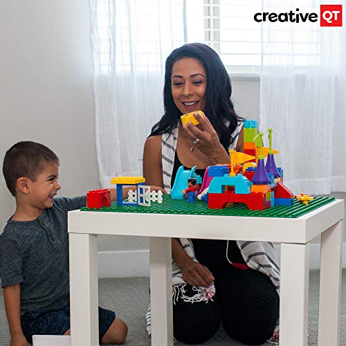toys, games, building toys,  building sets 3 picture Creative QT Peel-and-Stick, Self Adhesive Baseplates deals