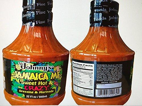 johnnys jamaica me crazy sauce - 1