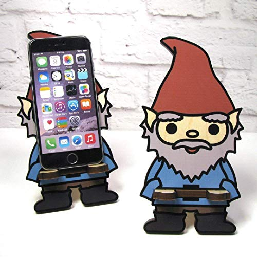 Phone Gnome Universal Cellphone Stand Smart Phone Docking Station