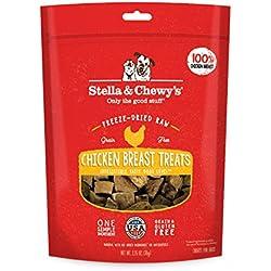 Stella & Chewy's Freeze-Dried Raw Chicken Breast Treats, 2.75 oz bag