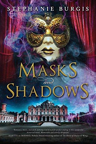Fairytale Masks (Masks and Shadows)