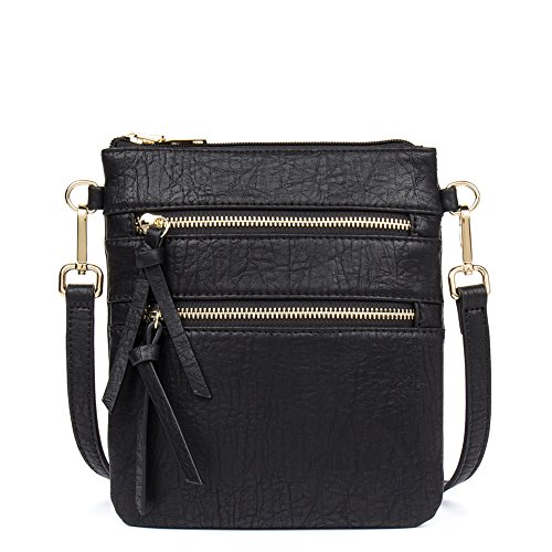 Lightweight Small Crossbody Bag for Women with Tassel Clutch Purse Shoulder Handbag by CALLAGHAN -