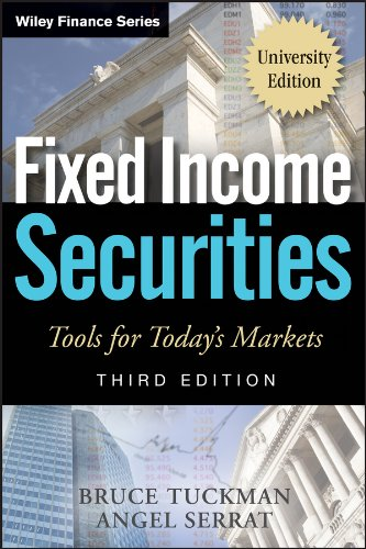 - Fixed Income Securities: Tools for Today's Markets