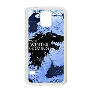 game of thrones Phone Case for Samsung Galaxy S5 Case by runtopwell