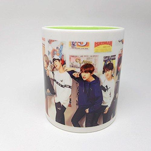 Bangtan Boys LOVE YOURSELF Ceramic