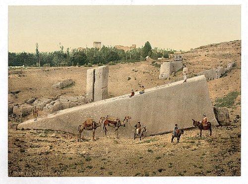 Photo: Temple of the Sun,Baalbek,Holy Land,Ba'labakk,Lebanon - Lebanon Clothing List