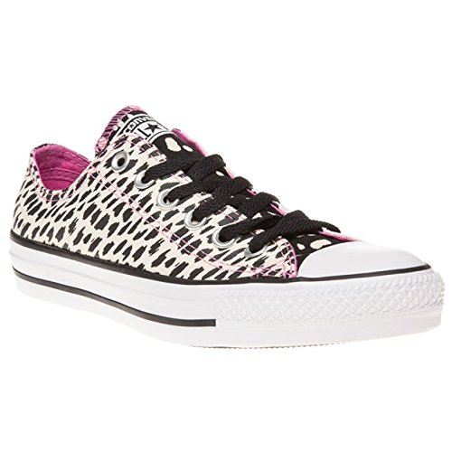 Converse All Star Ox Femme Baskets Mode Multicolore